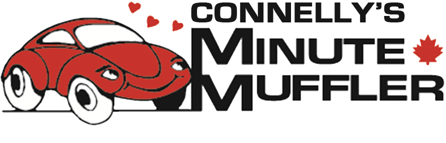 Connellys Minute Muffler Logo